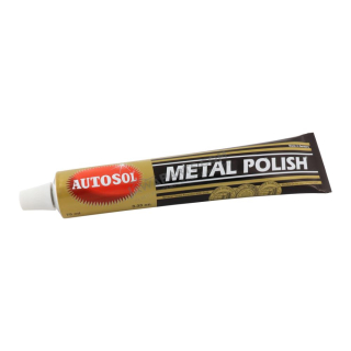 METAL POLISH - Polishing paste for metal 75ml