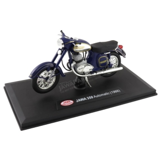 Model JAWA 350 Automatic (1966) 1:18, COBALT BLUE