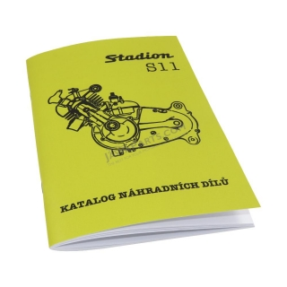 Spare parts catalog - Stadion S11