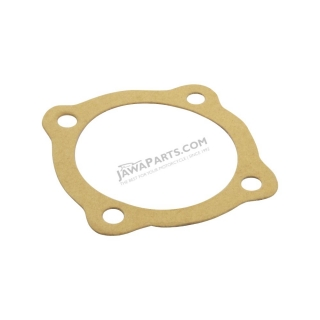 Gasket of oil seal cap, crankcase (left side) - MZ ETZ 125,150