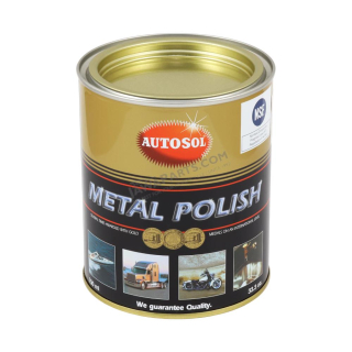 AUTOSOL METAL POLISH - Polishing paste for metal 750ml