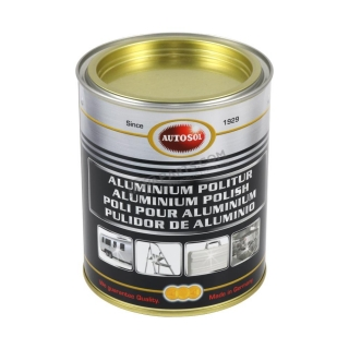 AUTOSOL ALUMINIUM POLISH - Polishing paste for aluminum 750ml