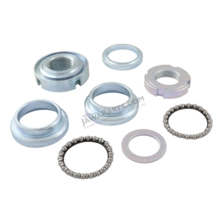 Steering bearing, 8-piece set (MZA) - Simson