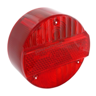 Cover of rear lamp, 120 mm (EU) - Simson, MZ