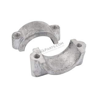 Bracket of front fender (set 2pcs) - Simson S50, S51, S70