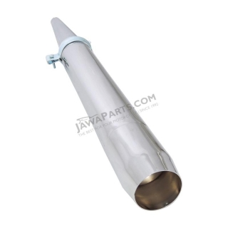 Exhaust silencer, reimbursement (TWN) - JAWA 50 05,20-23
