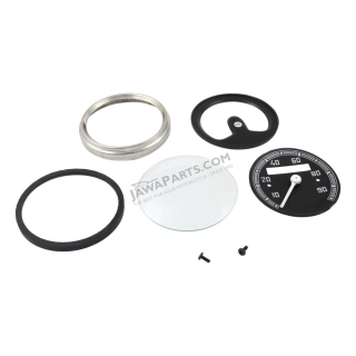 Speedometer repair kit (Ø60mm), 90km/h - ČZ, Tatran, Manet