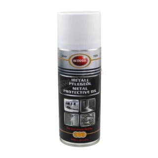 AUTOSOL METAL PROTECTIVE OIL 400ml