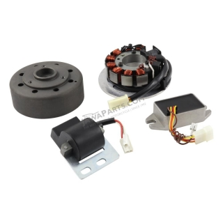 Contactless ignition 12V CDI (TWN) - Simson S51, S53, S70, S83, SR50, SR80