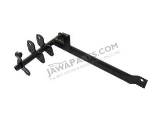 Footrests holder, welded (cross) - JAWA 50 21-23