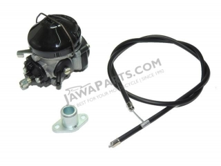 Carburettor Dellorto, replacement - Babetta